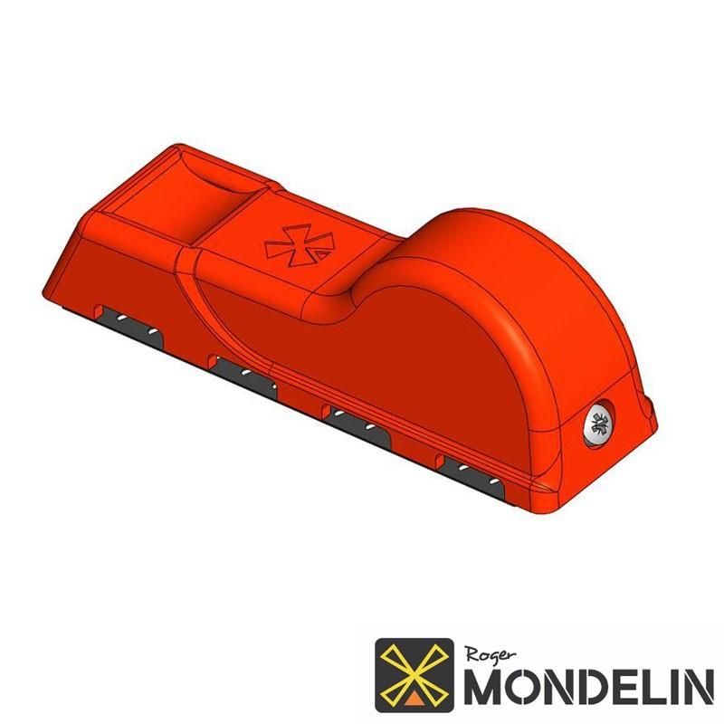 Rabot-râpe plastique de poche Mondelin