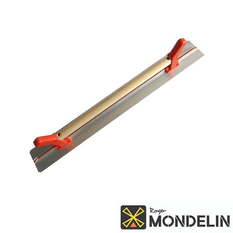 Règle à dresser à poignée lisse Mondelin 100cm