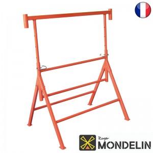 Tréteau pliant & réglable Pro Mondelin