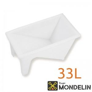 Auge à plâtre Monobloc Mondelin 33L