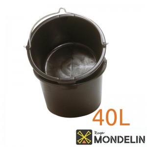 Bac rond PE Mondelin 40L