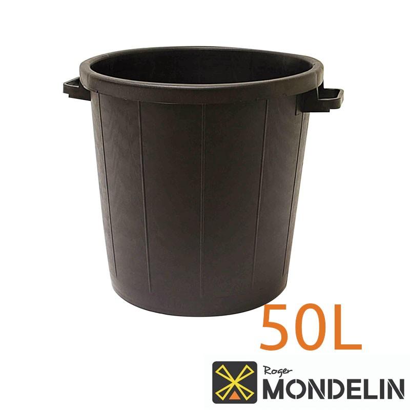 Poubelle avec 2 poignées Mondelin 50L