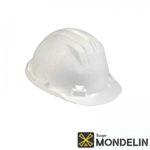 Casque de chantier Mondelin blanc