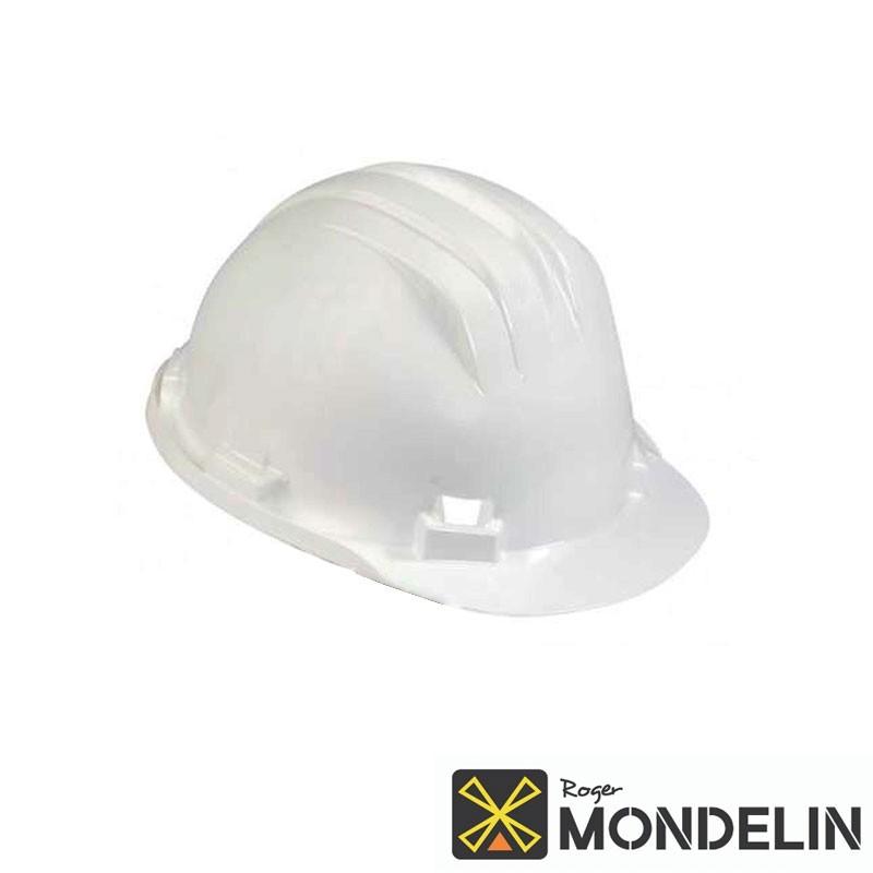 Casque de chantier Mondelin blanc