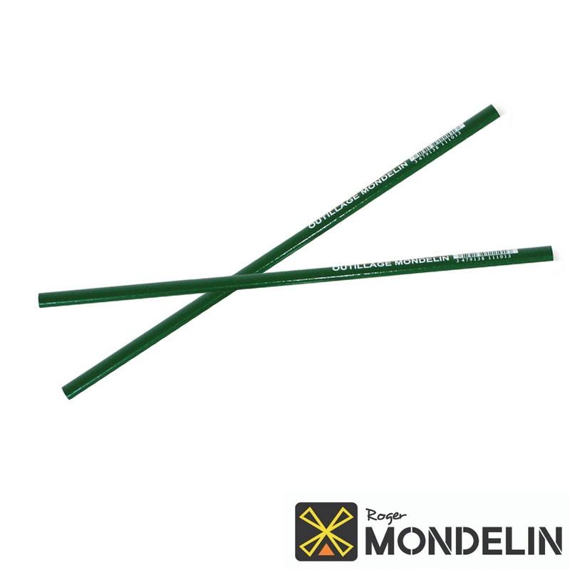 Lot de 2 crayons de maçon Mondelin