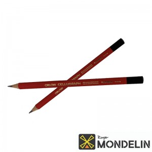 Lot de 2 crayons cellugraph Mondelin