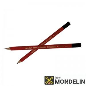 Lot de 2 crayons cellugraph Mondelin