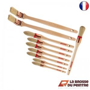Pack de 10 brosses SOLVPREM LBDP
