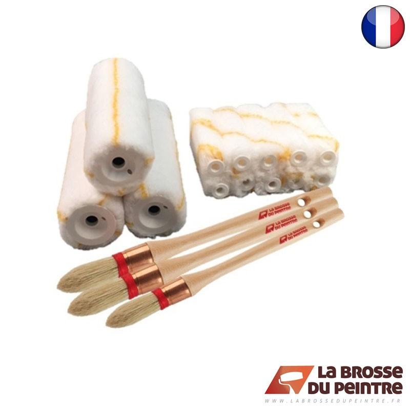 Pack de 16 manchons polyamide fil continu 12mm LBDP