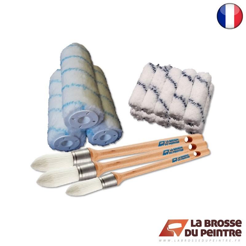 Pack de 16 pièces polyester 13mm LBDP