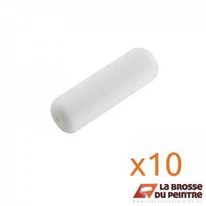 Lot de 10 manchons mousse HD Ø16mm LBDP