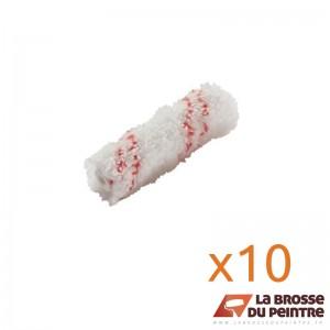 Lot de 10 manchons microfibre 14mm/Ø16mm LBDP
