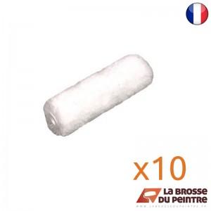 Lot de 10 manchons microfibre 12mm/Ø16mm LBDP