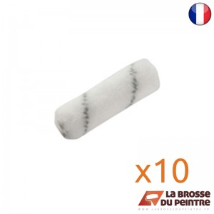 Lot de 10 manchons polyamide texturé 12mm/Ø16mm LBDP