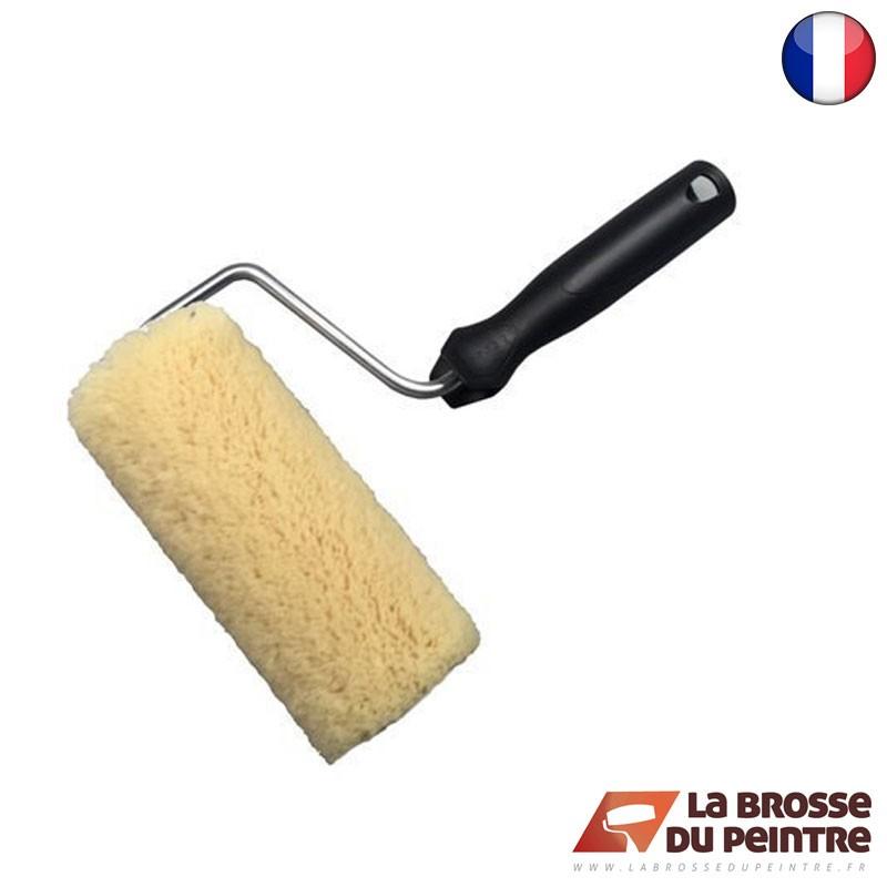 Rouleau polyamide méché 20mm/Ø45mm LBDP