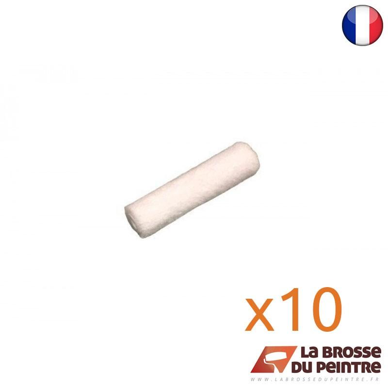 Lot de 10 manchons microfibre 5mm/Ø16mm LBDP