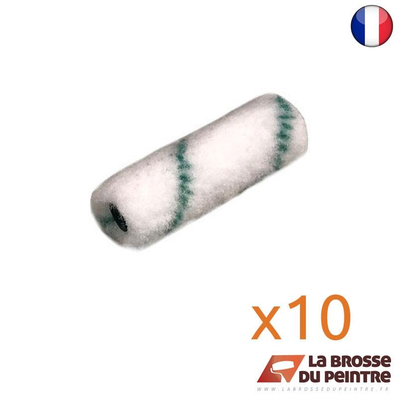 Lot de 10 manchons polyamide texturé 14mm/Ø16mm LBDP