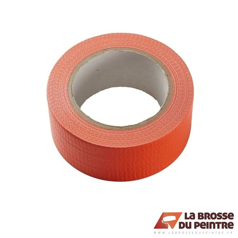 Ruban PVC orange LBDP
