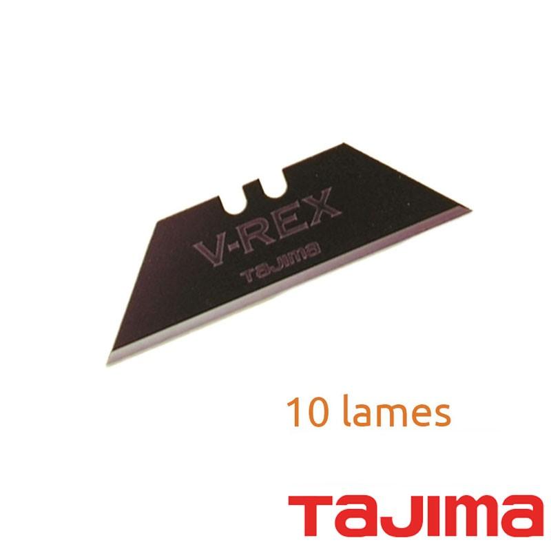Boîte de 10 lames trapèze Tajima