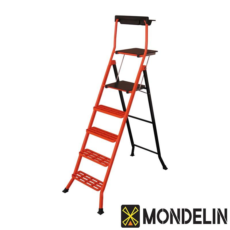 Escabeau pro acier Lescabo® Mondelin 110cm