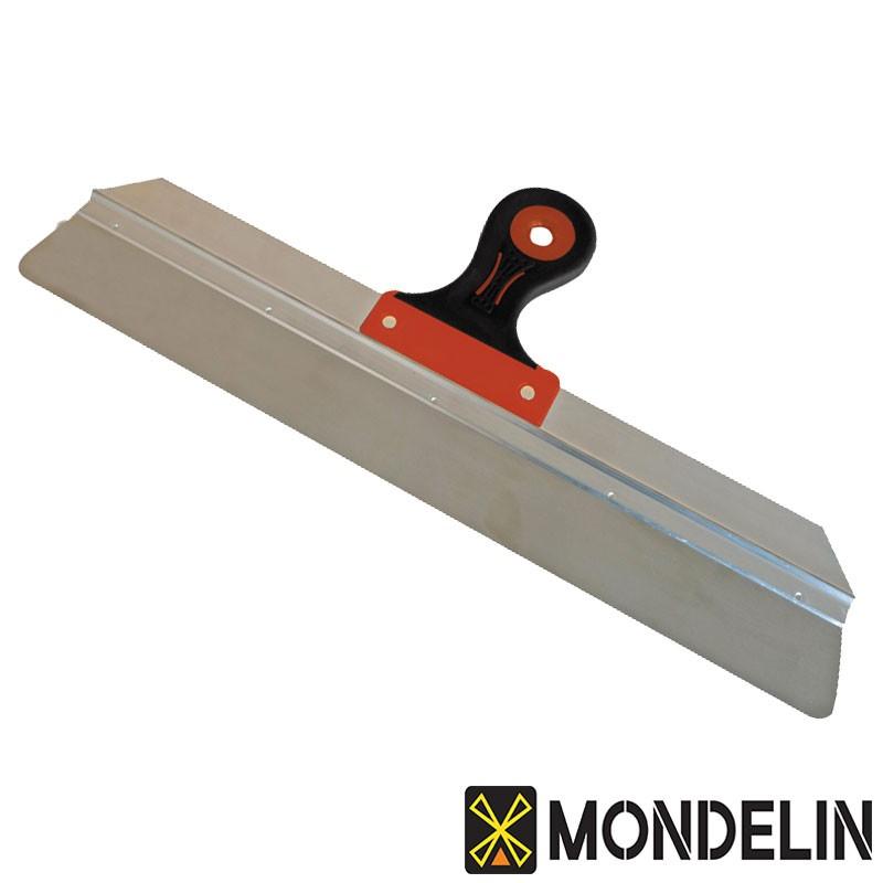 Couteau à enduire bords arrondis inox/bi-mat Soft Mondelin