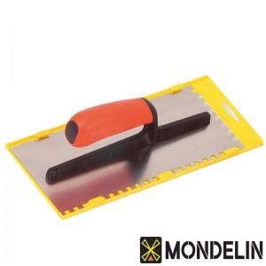Platoir denté inox/bi-mat Mondelin