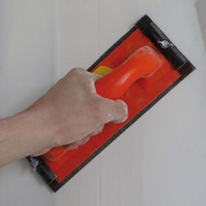 Cale à poncer avec abrasif Mondelin 8x24cm