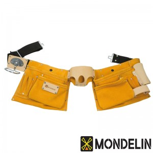 Poche double avec ceinture Mondelin