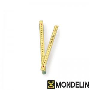 Mesures pliantes Mondelin 2m