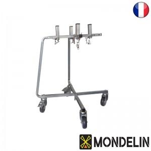 Chariot porte-sceau pliable Mondelin