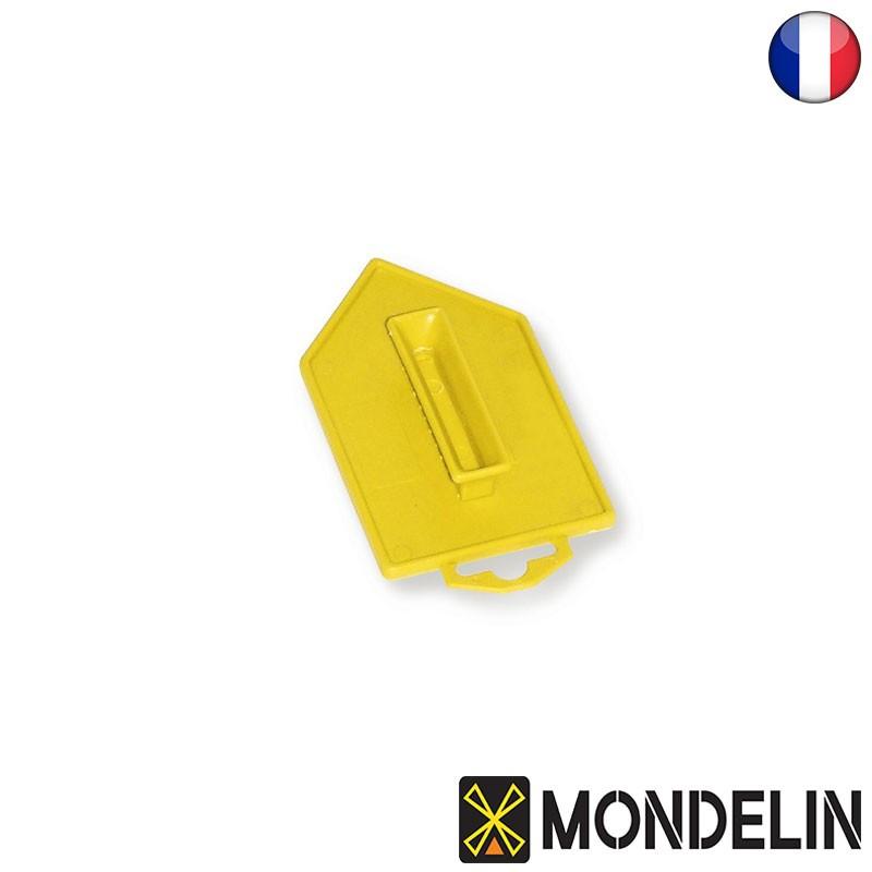 Taloche pro pointue poignée plastique Mondelin 14x8cm