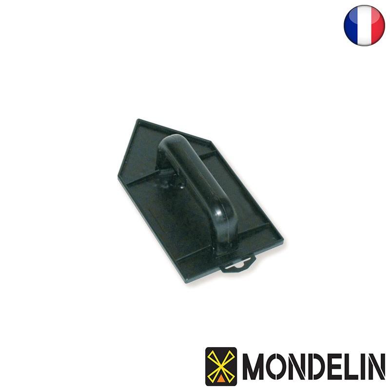 Taloche plastique pointue Mondelin noire