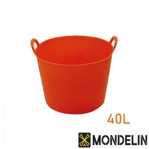 Auge cabas couleur Mondelin 40L