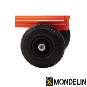 Roue gonflable diable Axis Mondelin