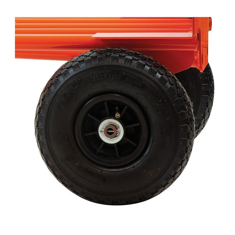 Diable Axis avec roues gonflables Mondelin