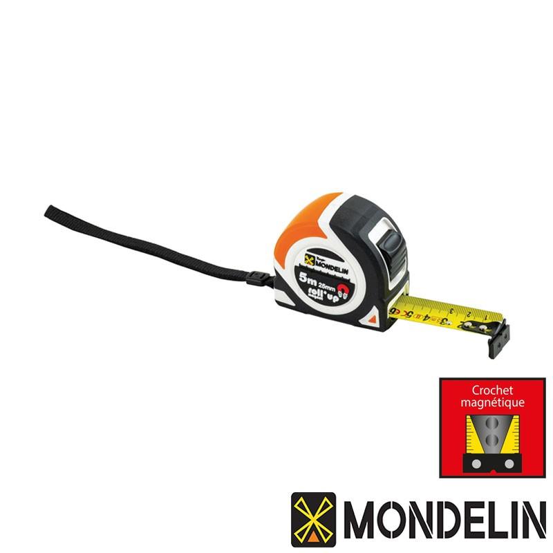 Mesure bimatière magnétique Mondelin