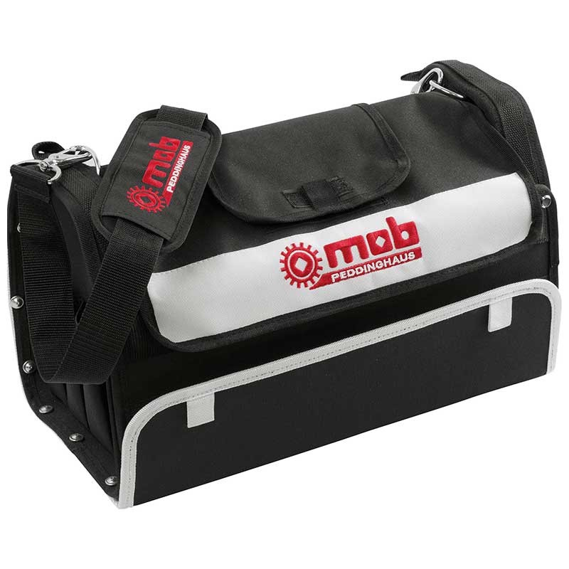 Boîte à outils Easy Bag + 47 pièces électricien MOB