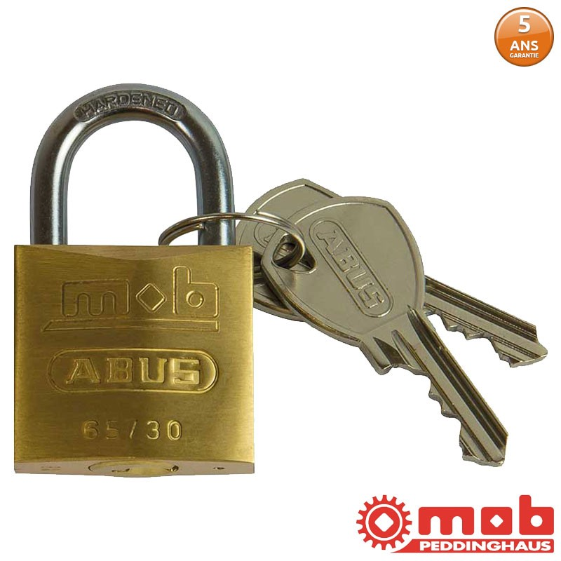 Cadenas 2 clés MOB