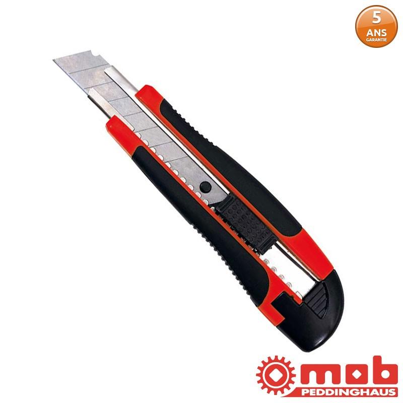 Cutter professionnel 18mm MOB