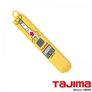 Boîte de 10 lames 18mm Tajima