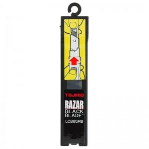 Boîte de 10 lames 25mm Razar Black Tajima