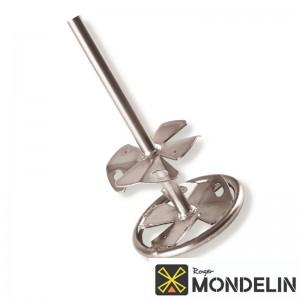 Malaxeur à disques pour colles Mondelin Ø140mm