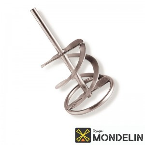 Mélangeur hélice double matériaux visqueux Mondelin