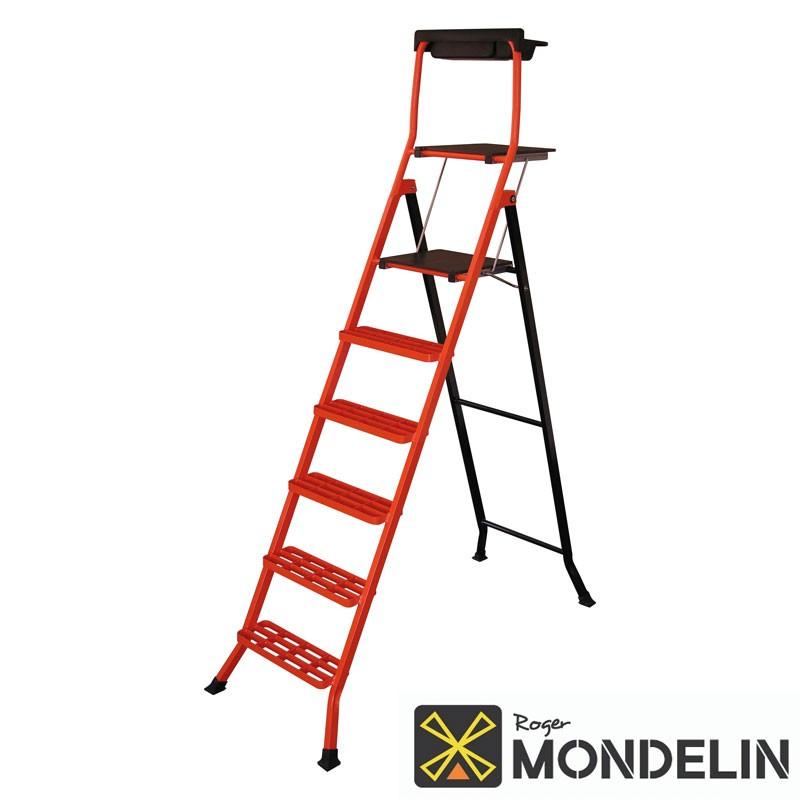 Escabeau pro acier Lescabo® Mondelin 140cm