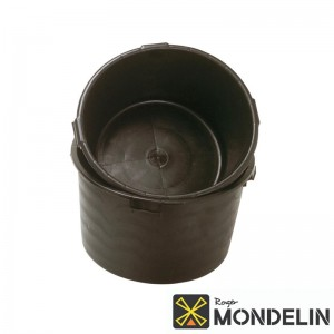 Grand bac rond PE Mondelin