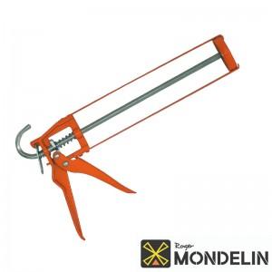 Pistolet à cartouche squelette Mondelin