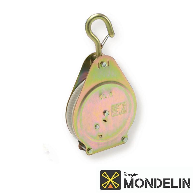 Poulie type clic Mondelin