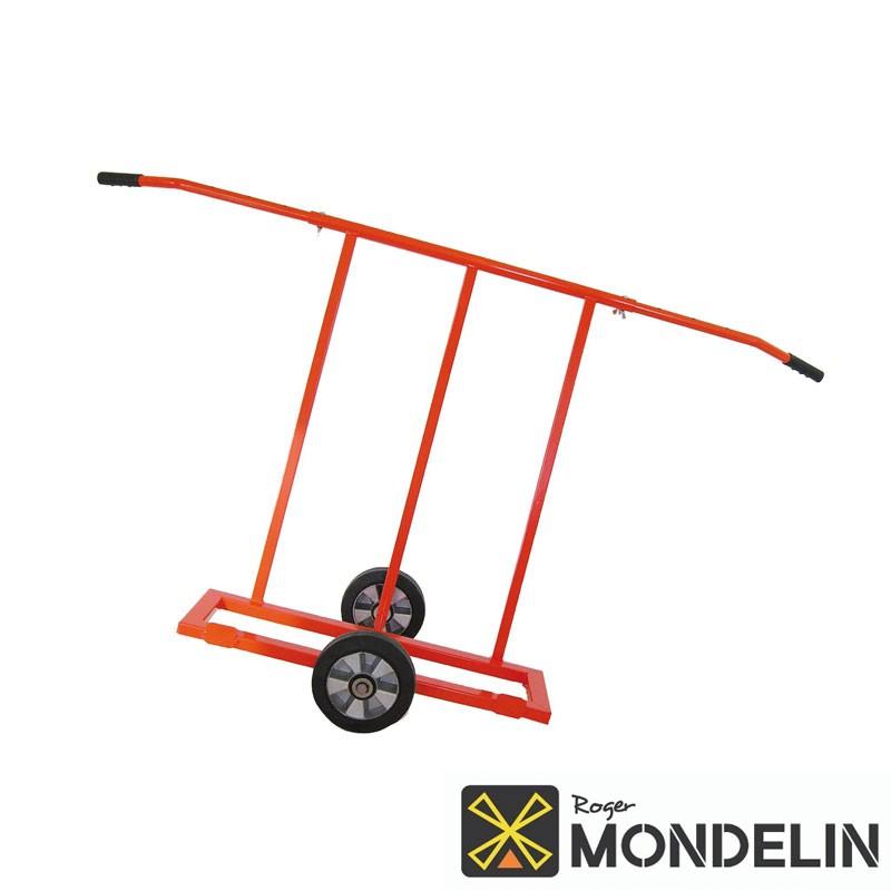 Chariot porte-plaques 2 roues Mondelin 900kg