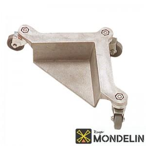 Lot de 4 coins roule-meubles Mondelin