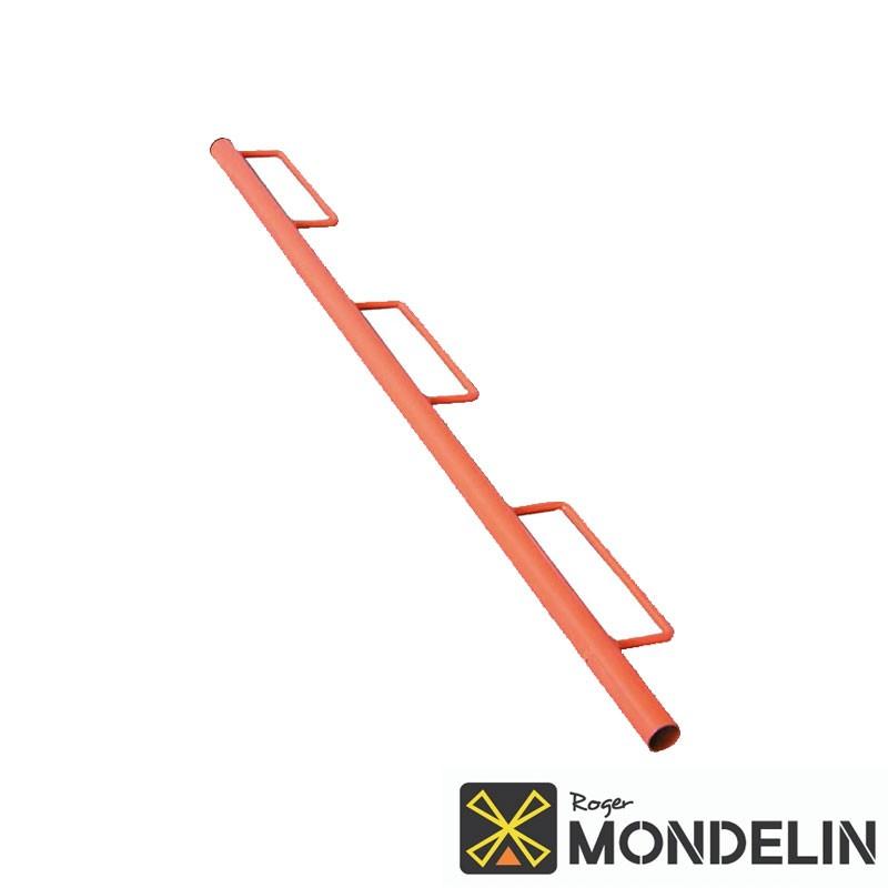 Tige métallique garde-corps universel Mondelin